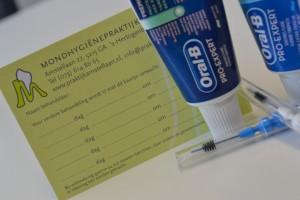 Huisregels Mondhygienpraktijk