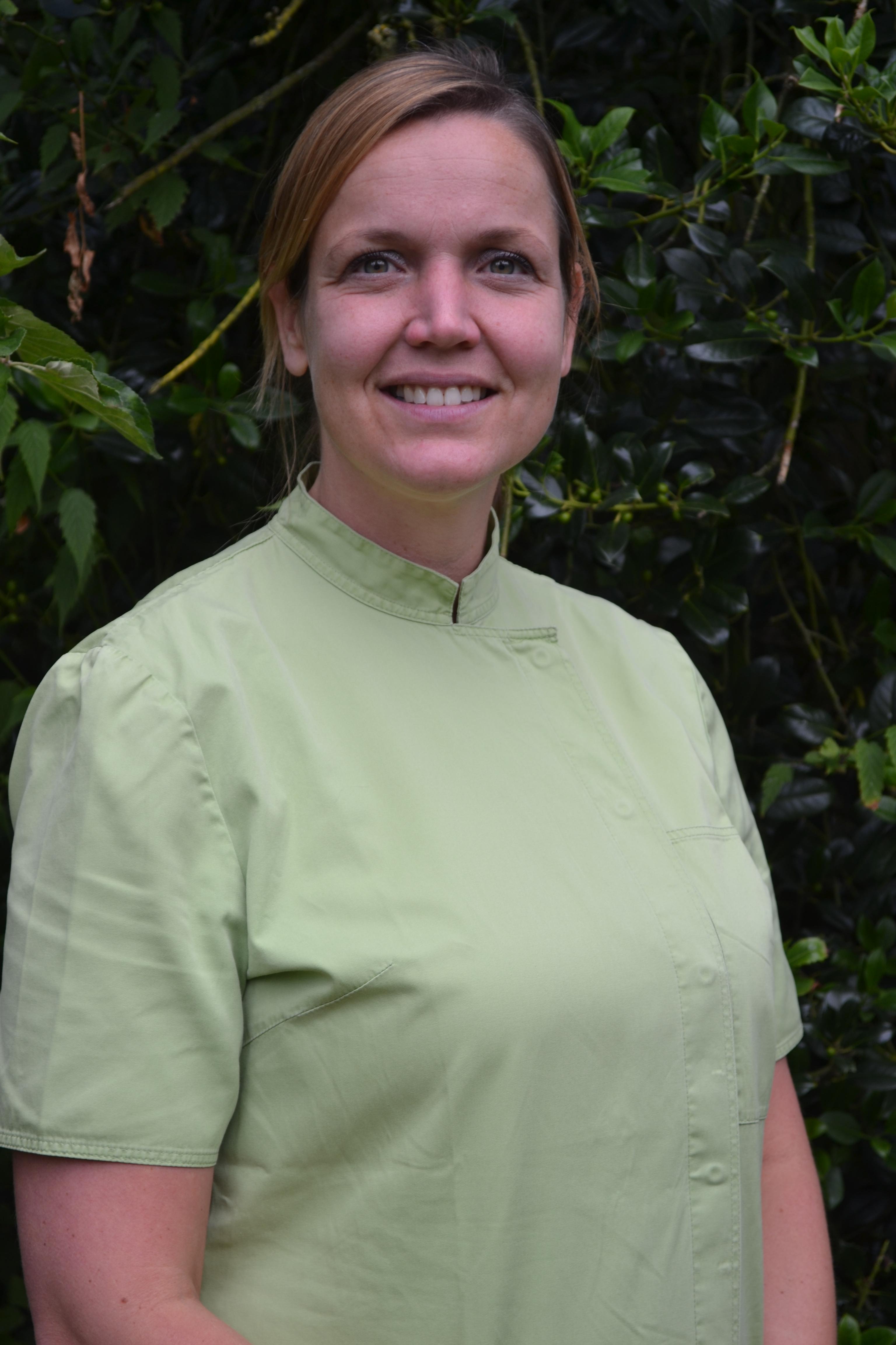 Carolien van Kuijk, mondhygieniste